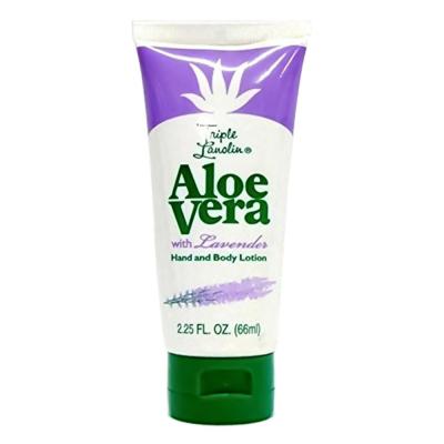 Triple Lanolin AloeVera W/Lavender LotionTube 2.25 oz. 50125