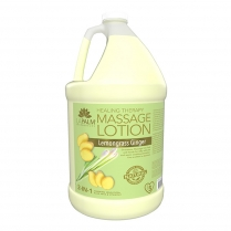La Palm HT Massage Lotion 1G - Lemongrass & Ginger LP598