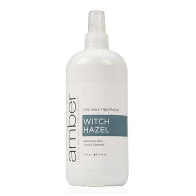 Amber Pre-Wax Treatment Witch Hazel 16 oz./473 - 75854