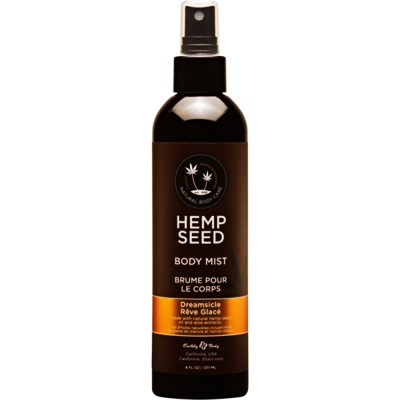 Hemp Seed Body Mist Dreamsicle 8 fl oz/237ml #00475