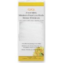 Gigi Paraffin Insulating Foot Mitts - 1 Pair 0905