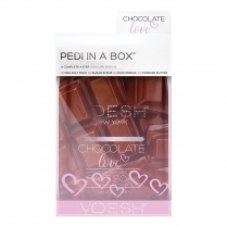 Voesh Pedi In A Box Deluxe 4 Step Chocolate Love VPC208CHO