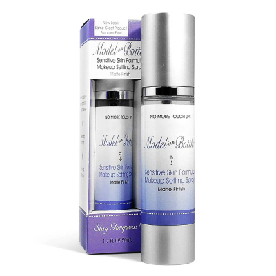 Model Bottle Makeup Setting Spray Sensitive Skin 1.7oz 07901