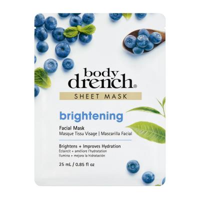 Body Drench Brightening Sheet Mask 25 ml / 0.85 fl oz 10172