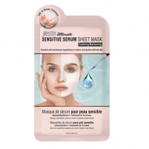 Satin Smooth Ultimate Sheet Mask - Sensitive Serum - SSKSMK