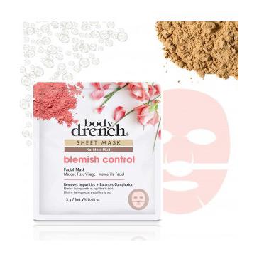 Body Drench Blemish Control Sheet Mask 13 g/0.45 fl oz 72443