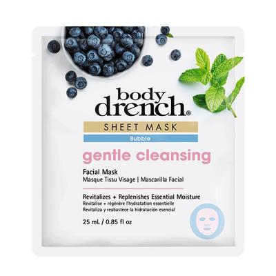 Body Drench Gentle Cleansing Sheet Mask 25ml/0.85 floz 72447