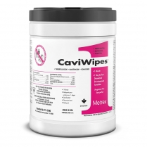 "Metrex CaviWipes 160 Pre-Saturated Towelettes 6""x6.75"" 51000"