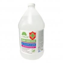 La Palm Hand Sanitizer Clear Refill Gallon