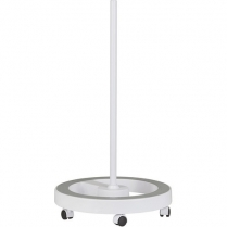 Magnifying Lamp Stand White MS-H Round MS: