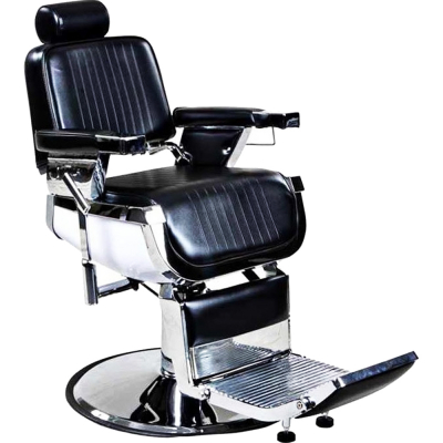 Elegant Barber Chair, G5 Base H-31905
