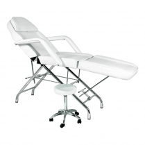 Facial Beauty Chair, Face Rest, Towel Bar, Stool FBC-A1W