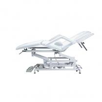Electric Bed, 3 Motors - White LK-2120