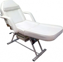 Facial Bed Without Stool ZD-813 White
