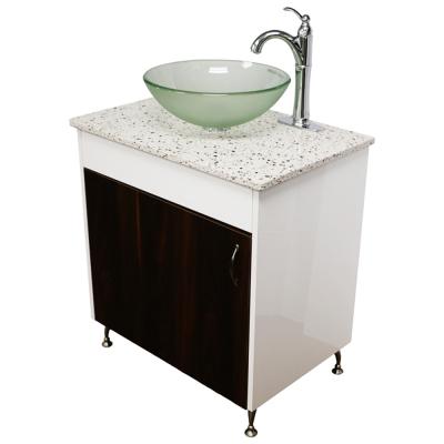 JJP Double Sink Cabinet 30W X 20D X 30H.