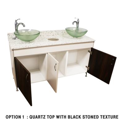 JJP  Double Sink Cabinet 60W X20D X30H.