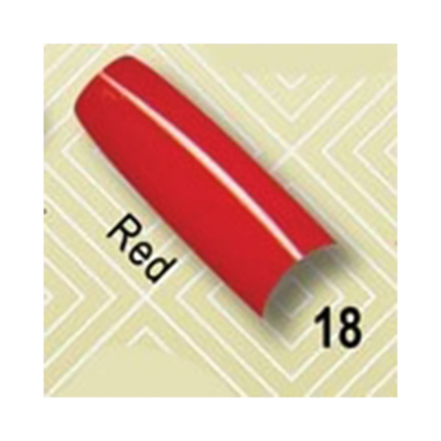 Lamour Color Tips Red 100-18