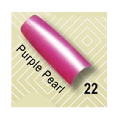 Lamour Color Tips Purple Pearl 100-22
