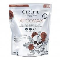 Cirepil Tattoo Wax Depilatory Non Strip Disp. Wax 800g 02457