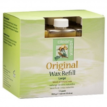 C&E Original NaturalBlend Large Wax Refill 33.6oz 12pk 41612