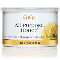Gigi All Purpose Honee Wax 14 oz #0330