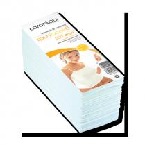 Caronlab Spunlace90 Waxing Strips 80x225mm White 500 Strips