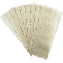 Satin Smooth Natural Muslin Epilating Strips 100pk LG 19366