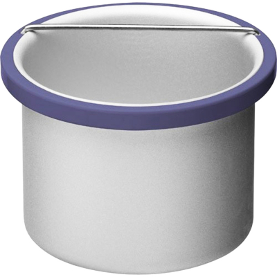 Satin Smooth Removable Metal Insert Pot SS814140