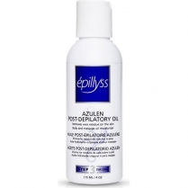 Epillyss Azulene Post-Depilatory Oil 4fl oz ELPO1125