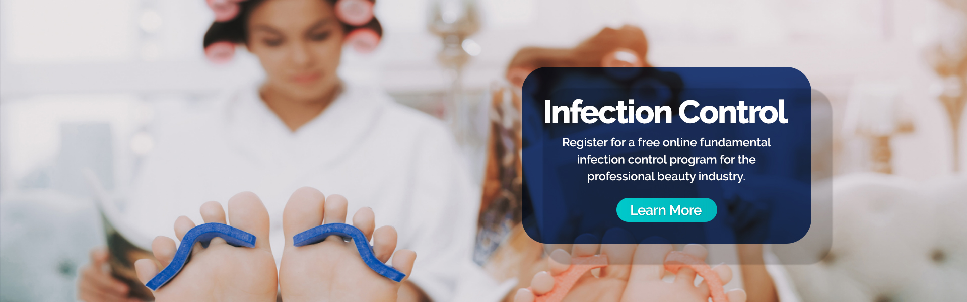 free online fundamental infection control program for the professional beauty industry