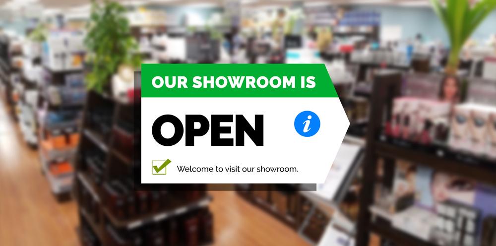 Friday June 11th Reopening Mississauga Region of Peel Ontario Showroom