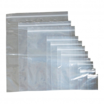 """ZIP LOCK BAG WITH POUCH, 5"""" x 8"""""""