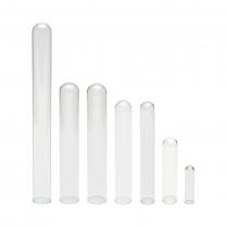 GLASS PLAIN CULTURE TUBES