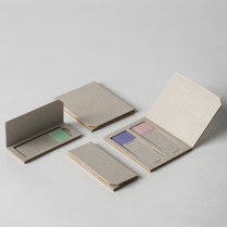 CARDBOARD MAILERS, DOUBLE SLIDES