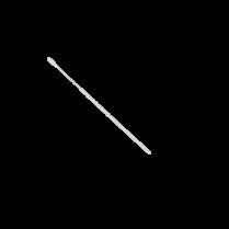 NASOPHARYNGEAL (NP) FOAM  SWAB