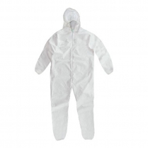 TYVEK WITH HOOD COVERALLS