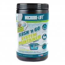 FLUSH N GO SYSTEM MAINTAINER 6 PC - 2 OZ PACKETS