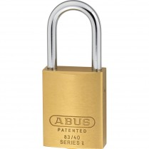 Abus lock Brass Rekeyable Padlocks