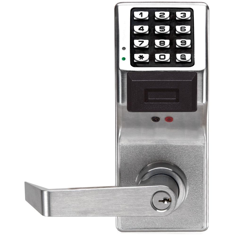 Alarm Lock PDL3000-26D Pushbutton Cylindrical Door Lock | Craftmaster  Hardware