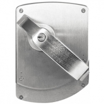 Accurate CH-CYL-PA Passage Cresent Handle Cyl Anti-lig lock