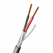 Aiphone 82220250C 2-Conductor Shielded 500'
