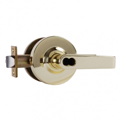 Arrow Lock QL12SB-3-IC Storeroom Lever Lock