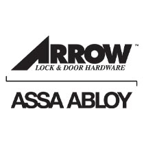 Arrow Lock RL11BRR-26D-CS Entrance Lever Lock