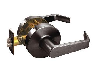 Arrow Lock RL11SR-10B-CS Entrance Lever Lock