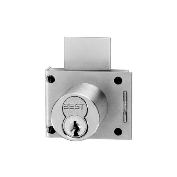 Best Lock 3l7rd2 626 3l7rd2626 L Series Coin Box Cabinet Lock Craftmaster Hardware