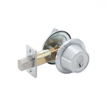 Best 8T Deadbolt Sgl Cyl Classroom 626 UltraShield Less Cyl