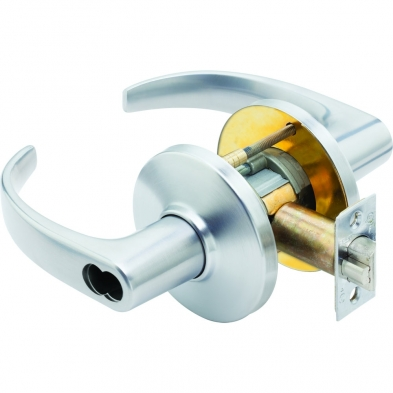 Best Lock 9K37AB14DS3626 Entry Cylindrical Lock less core