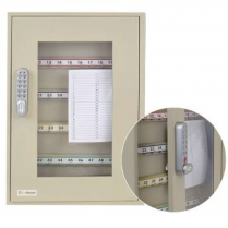 Codelocks 97301 KeySecure 50-Key Cabinet w-View Panel
