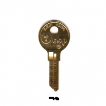 Chicago Lock Key Blank *