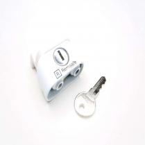 3D Remsafe BLD-01-WHT Block Lock